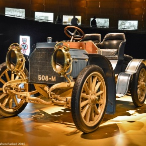 A look at the 1902 Mercedes-Simplex 40 HP, the oldest remaining Mercedes