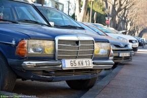 Gallery: Happy 40th birthday, Mercedes-Benzw123