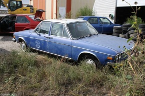 An enthusiast from Nebraska is resurrecting a two-headed Audi 100