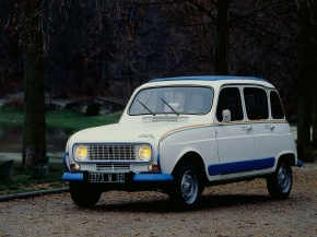 A look at the limited-edition Renault 4Jogging