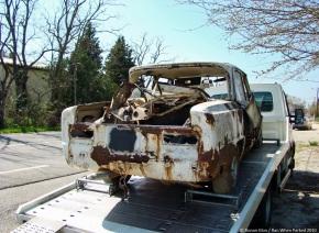 Rust in peace: Alfa Romeo Giulia1300TI