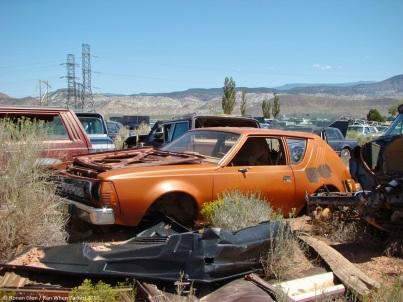 ranwhenparked-utah-junkyard-amc-gremlin-1