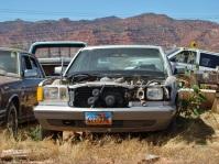 ranwhenparked-utah-junkyard-mercedes-w126-1