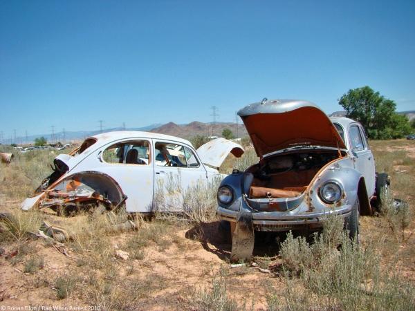 Rust in peace: Classics in a Utah junkyard | Ran When Parked