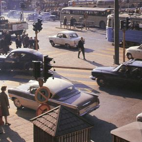 Rewind to Stockholm, Sweden, in the early 1960s (part one)