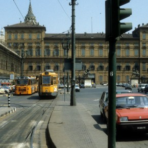 Rewind to Turin, Italy, in the 1980s