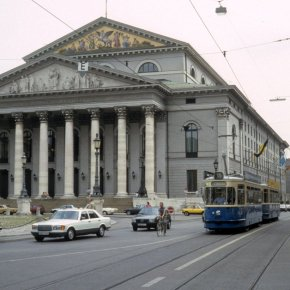 Rewind to Munich, Germany, in 1987