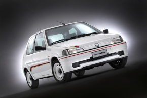 Light is right: A look at the Peugeot 106Rallye