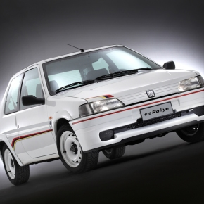 Light is right: A look at the Peugeot 106 Rallye