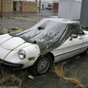 Rust in peace: Alfa Romeo Spider