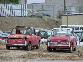 Rust in peace: Autobianchi Bianchina