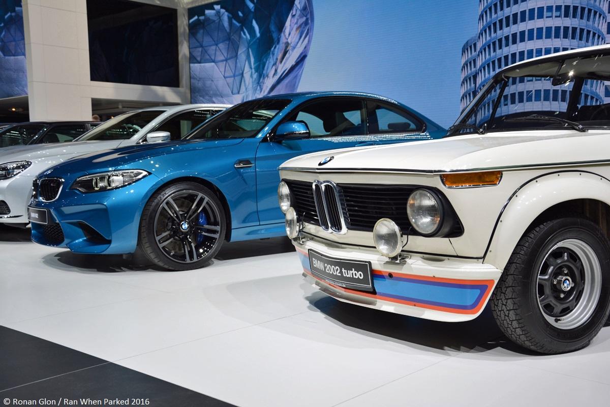 BMW turbo bmw 2002 : Live from the Geneva Auto Show: BMW 2002 Turbo   Ran When Parked