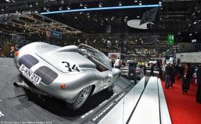 Live from the Geneva Auto Show: Porsche 718Spyder