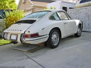 Ten years ago, $5,000 bought you a running 1967 Porsche912