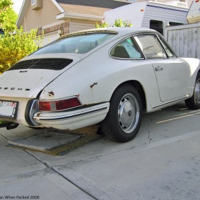 Ten years ago, $5,000 bought you a running 1967 Porsche 912