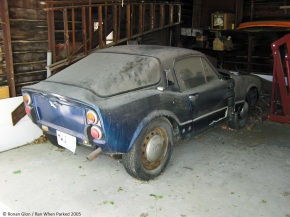 Rust in peace: Saab Sonett V4