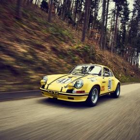 News: Porsche treats a rare 1972 911 2.5 S/T to a fullrestoration
