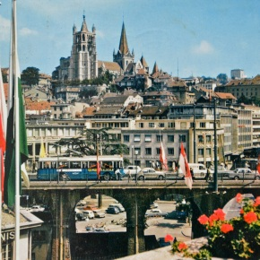 Rewind to Lausanne, Switzerland, in the 1960s