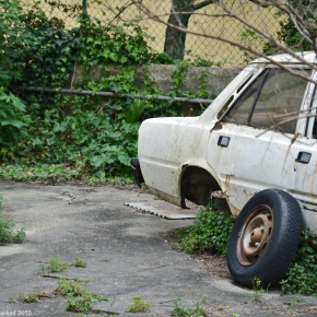 Rust in peace: Peugeot 505