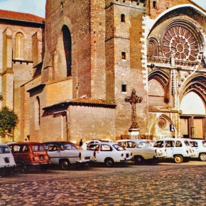 Rewind to Toulouse, France, in the 1960s