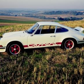 Porsche classics: 911 Carrera RS2.7