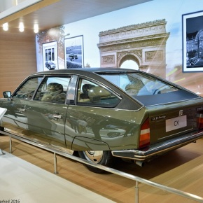 Live from the 2016 Beijing Auto Show: Citroën CX 25 Prestige