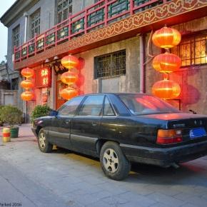 Ran When Parked visits Beijing,China