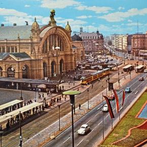Rewind to Frankfurt, Germany, in the1960s