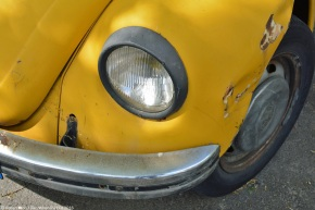 Driven daily: VolkswagenBeetle