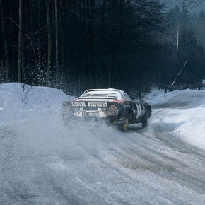 Lancia classics: a look at the rally-bred Stratos
