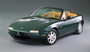 Mazda classics: Re-visiting the original MX-5 Miata