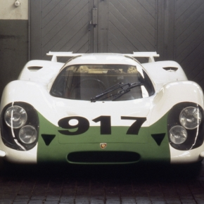 Porsche classics: a look at the Le Mans-winning 917