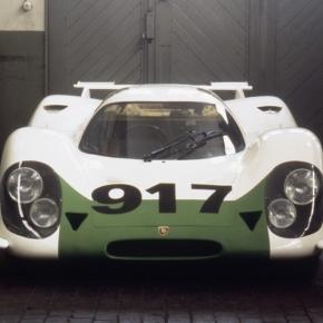 Porsche classics: a look at the Le Mans-winning917