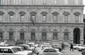 Rewind to Bologna, Italy, in the 1970s