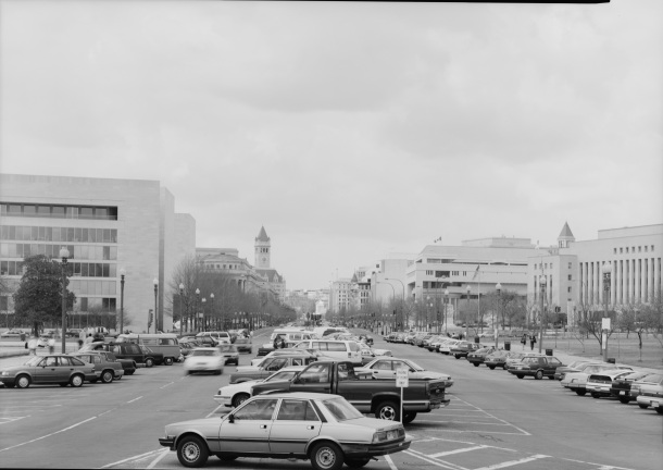 Rewind to Washington D.C. in the early 1990s   Ran When Parked