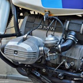 Ridden daily: BMW R80G/S
