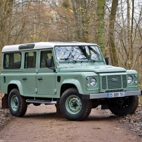 News: The Land Rover Defender's resurrection takes an interesting turn
