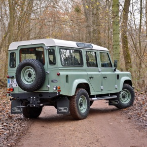 News: A British industrialist wants to resurrect the Land Rover Defender