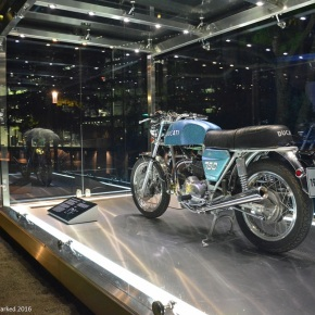 Trapped in a box: 1971 Ducati 750 GT