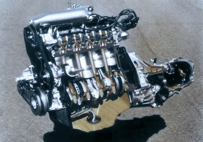 40 years ago: Audi introduces its first straight-five engine
