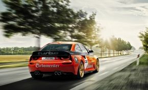 News: BMW's homage to the 2002 Turbo features a modern take on the Jagermeisterlivery