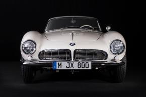 News: BMW restores Elvis' old 1957507