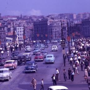 Rewind to Istanbul, Turkey, in1962