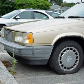 Rust in peace: Volvo 740 GL
