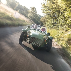News: Caterham celebrates 60 years of the Lotus Seven