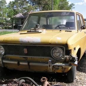 Rust in peace: Swedish and Italian classics in the heart of Salt LakeCity