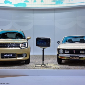 Live from the 2016 Paris Auto Show: SuzukiCervo