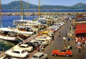 Rewind to Saint Tropez, France, in the 1960s