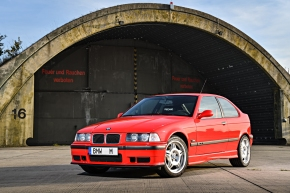 This is the light, nimble M3 Compact that BMW neverbuilt