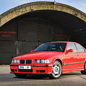 This is the light, nimble M3 Compact that BMW never built